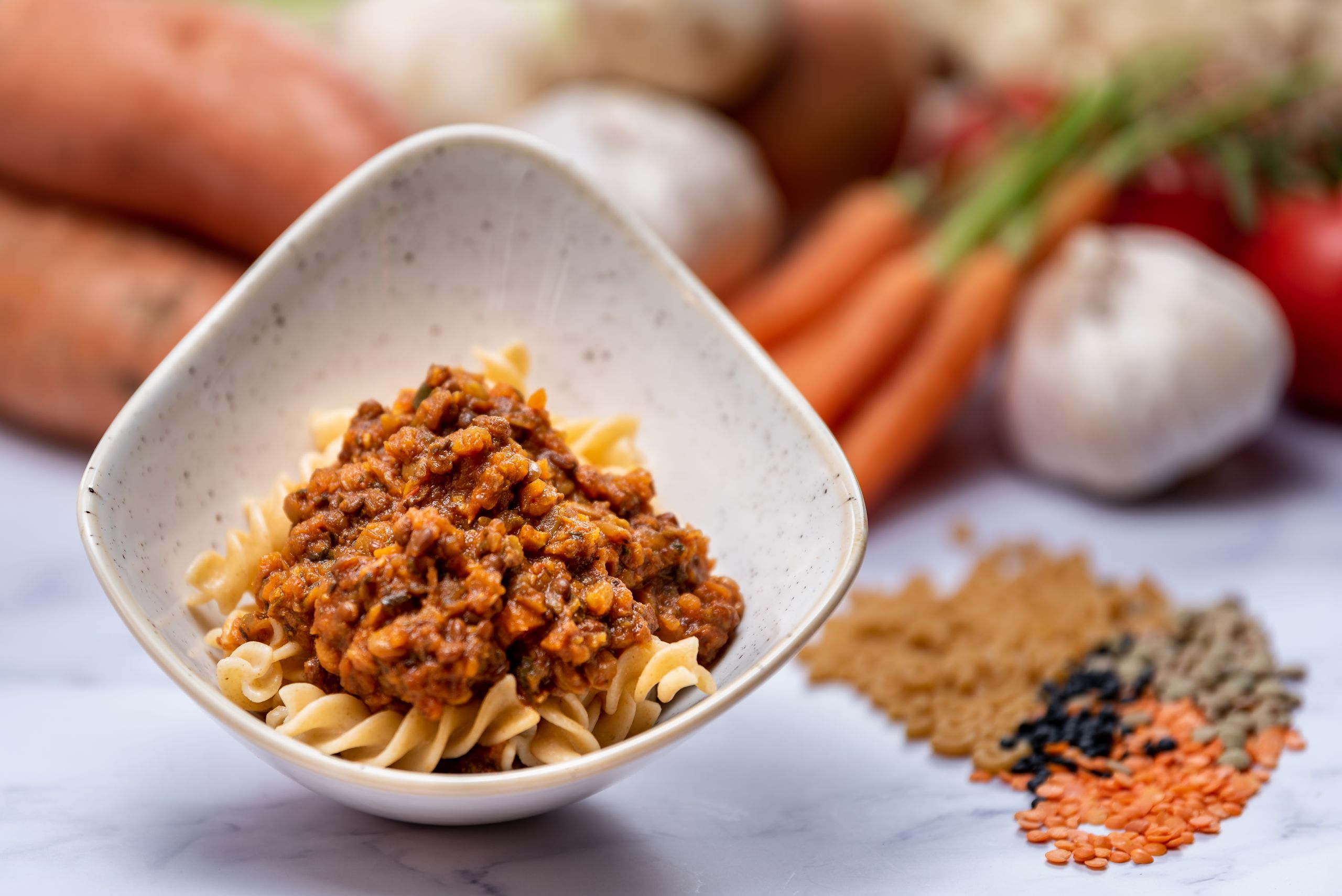 Sprout's Easy Peasy Bolognesy