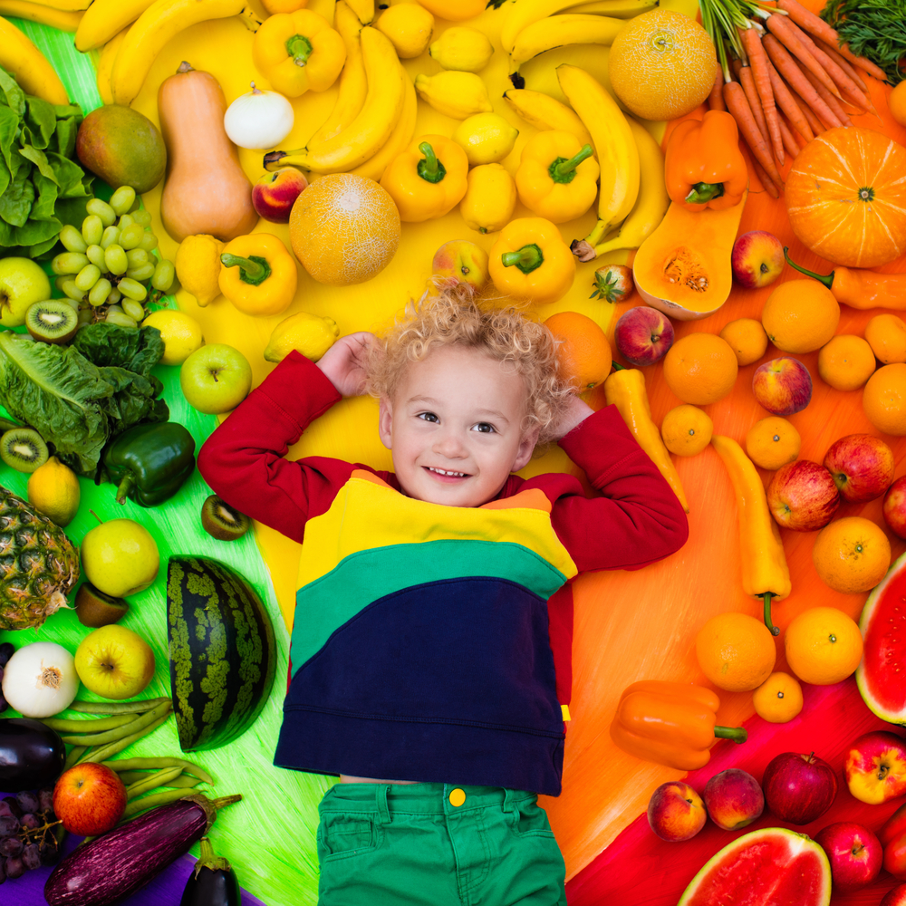 Why Sprout cares about Kid's Nutrition